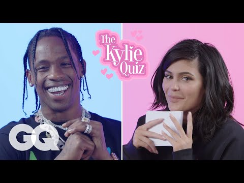 It's the Kylie Quiz, in which Kylie Jenner grills her boyfriend Travis Scott all about herself, their daughter Stormi, and the Jenner-Kardashian clan. Can Travis get ...