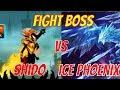 How To Kill Ice Phoenix Using Hero Shido Stickman Legen