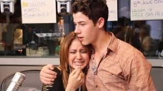 Nick Jonas Surprises Idol's Karen Rodriguez & Sister | Interview | On Air With Ryan Seacrest