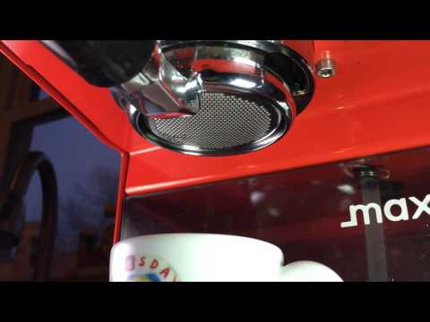 Espresso with Gaggia and Ross Street Roasting