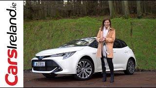Toyota Corolla Hybrid Hatchback Review | CarsIreland.ie