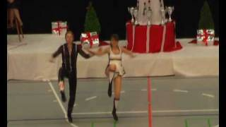 Serena Nicosia & Niklas Fries - Norddeutsche Meisterschaft 2010