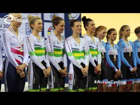 Team Pursuit World Championship Snapshots