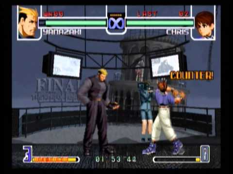 the king of fighters 2002 xbox live