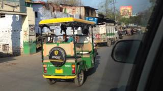 Kanpur India  city pictures gallery : A cab ride in Kanpur India
