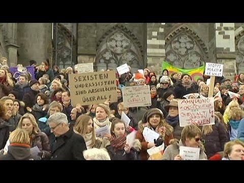 Γερμανία: Διαδηλώσεις κατά του σεξισμού στην Κολωνία