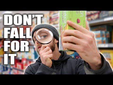 Nutrition - Food Marketing Tricks  Taking Your Money & HEALTH!