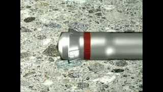 Уникальный анкер Hilti HDA с подрезкой Video
