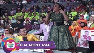 Video TEGANG !! SOIMAH Cecar ARIF (INDONESIA) Berujung STANDING OVATION Diatas KURSI - DA ASIA 4 MP3, 3GP, MP4, WEBM, AVI, FLV November 2018