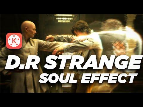 D.r Strange | Soul Effect Tutorial In Kinemaster Editing #48