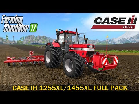 Case IH 1255XL/1455XL Full Pack v1.0