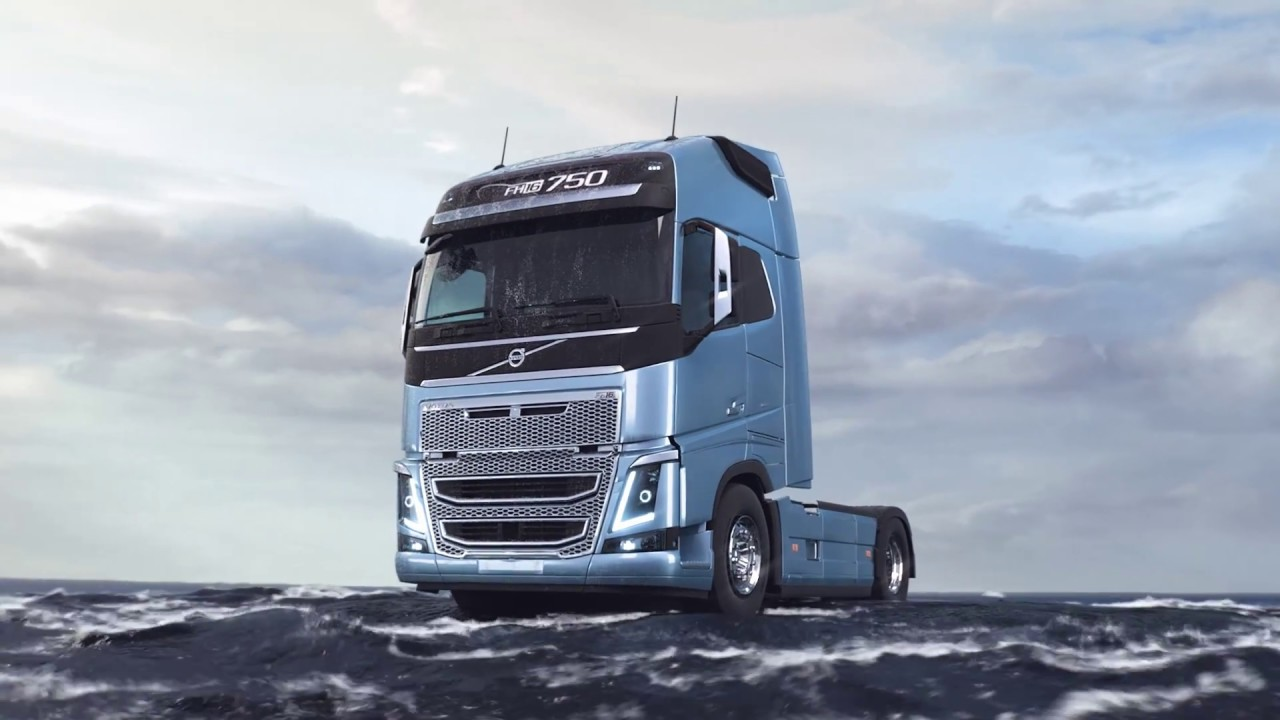 Volvo Trucks - A tribute to our flagship the Volvo FH
