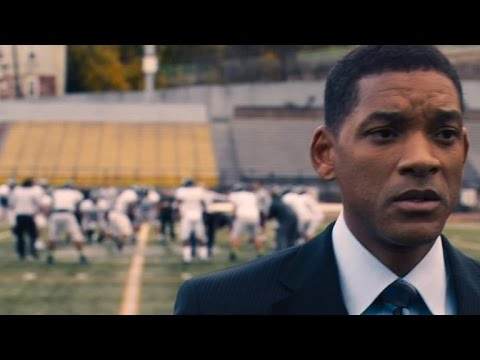 "New movie ""Concussion"" puts NFL under scrutiny"