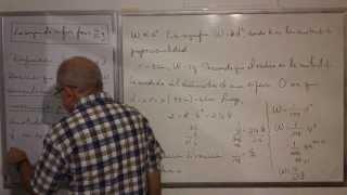 Algebra Intermedia - Lección 54 - A (variación Directa)