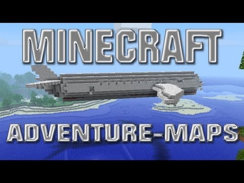 Let's Play Minecraft Adventure-Maps #001 [Deutsch] [HD] - Trapp3d