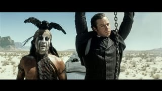 Disney - The Lone Ranger Game Day Spot - YouTube