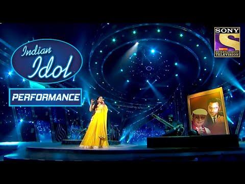 Arunita ने 'Aap Ki Aankhon' पे दिया एक खूबसूरत Performance! | Indian Idol Season 12
