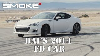 Dai's 2014 Formula Drift Car - Stock Impression and Tear-down - Behind The Smoke 3 - Ep21