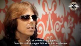 Europe - Interview Joey Tempest - Paris 2012