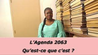 L' Agenda 2063 qu'est-ce que c'est ?