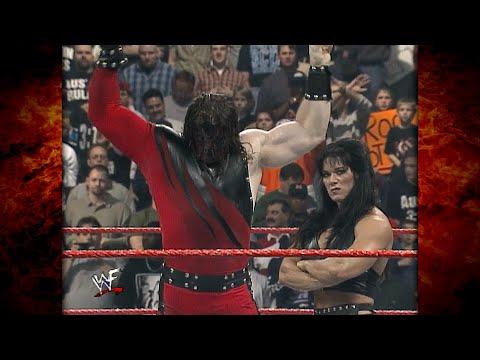Kane Saves Chyna & Destroys Triple H! 2/28/99