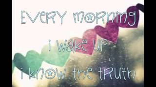 Satisfied - Holly Starr - Lyrics