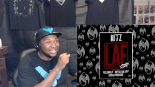 "Rittz - LAF Remix (Feat. Yelawolf, Royce Da 5'9"", & KXNG CROOKED) REACTION"