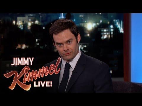 Jimmy Kimmel and Bill Hader's Plane Made an Emergency Landing