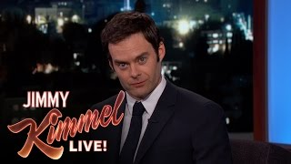 Video Jimmy Kimmel and Bill Hader's Plane Made an Emergency Landing MP3, 3GP, MP4, WEBM, AVI, FLV Maret 2018