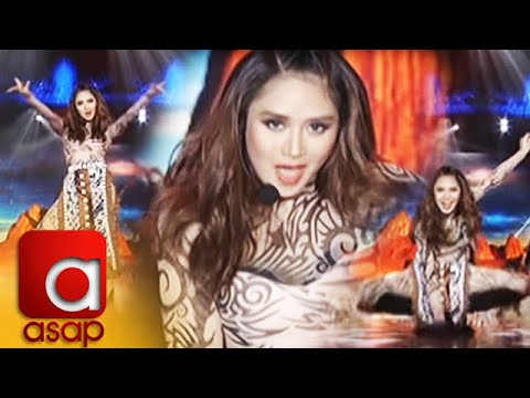 """WATCH: Sarah Geronimo performs her very own song 'Tala' in """"ASAP"""""""