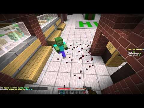 Minecraft THE BLOCKING DEAD (Walking Dead) w/JeromeASF & Will Barlow!
