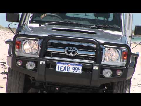 Toyota Landcruiser 70 series LC79 Double Cab and the Landcruiser 200 series GX review