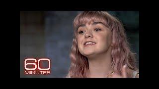 Maisie Williams on an uncomfortable part of her Arya Stark wardrobe