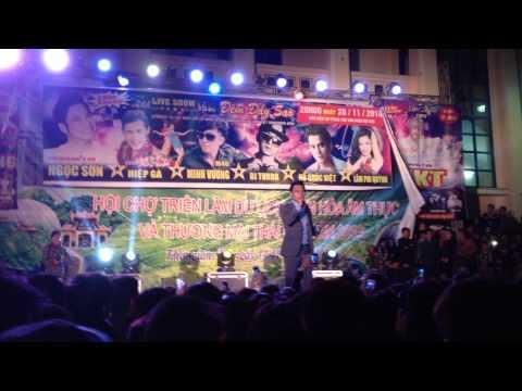LK Ngỡ Remix và Yêu Lại Từ Đầu - Khắc Việt Live tại Thái Nguyên