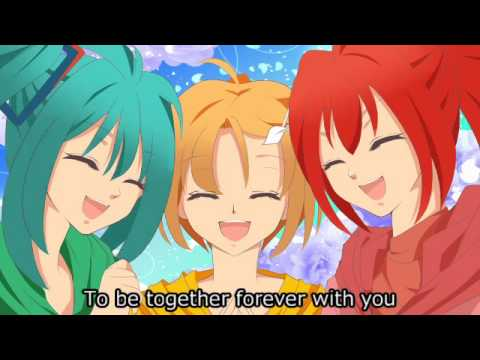 【Rin, Miku, CUL】Together Forever (Piano Ver.) 【Rick Astley Cover】