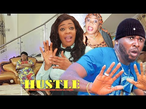 Hustle Season 3 And 4 - New Movie| Eve Esin| Onny Micheal| 2018 Latest Nigerian Nollywood Movie
