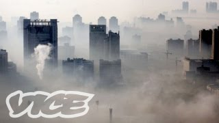 Linfen China  City pictures : The Devastating Effects of Pollution in China (Part 1/2)