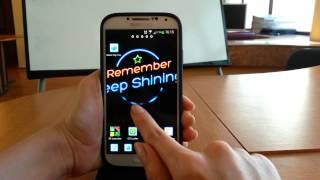 Neon City GO Launcher EX Theme YouTube video