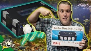 Auto Dosing Pump For Planted Tank Aquariums by Aquarium Co-Op