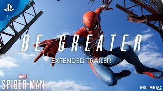 Nonton Marvel's Spider-Man – Be Greater Extended Trailer | PS4 Film Subtitle Indonesia Streaming Movie Download