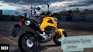 5. Hot News!! 2019 Honda MSX125 Special Edition - Review Look in HD