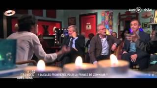 Video Vif accrochage entre Mazarine Pingeot et Eric Zemmour - LGQ MP3, 3GP, MP4, WEBM, AVI, FLV Oktober 2017
