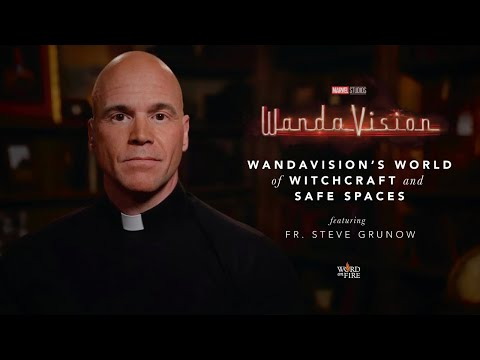 WandaVision's World of Witchcraft and Safe Spaces