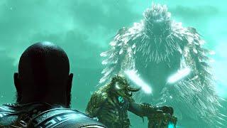 God of War 4 Kratos Meets Zeus In Hell PS4 (2018)
