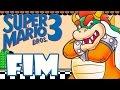 Super Mario Bros 3 14 Final S rio Bowser