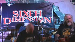 Video Sixth Dimension - Intro + Legie - 30 + 10 - Most - klub VoKo - p