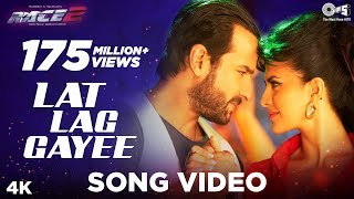 Saif Ali Khan, Jacqueline Fernandez - Lat Lag Gayee - Official Song Video - Race 2