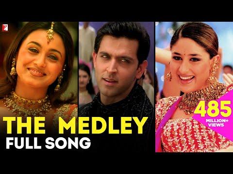 The Medley Song | Mujhse Dosti Karoge | Hrithik Roshan, Kareena Kapoor, Rani Mukerji, Uday Chopra