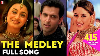 Nonton The Medley   Full Song   Mujhse Dosti Karoge   Hrithik Roshan   Kareena Kapoor   Rani Mukerji Film Subtitle Indonesia Streaming Movie Download