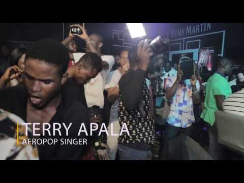 TERRY APALA'S PERFORMANCE AT INDUSTRY NITE(SURULERE EDITION)